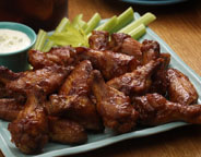 Sweet Tangy Buffalo Wings