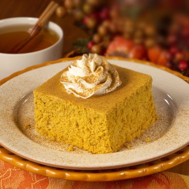 Quick and Easy Pumpkin Cake Recipe