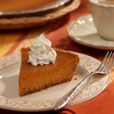 Guilt-Free Pumpkin Pie Recipe