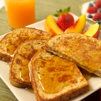 Egg Beaters Recipes: Cinnamon French Toast - Egg Beaters