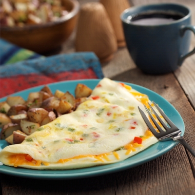 Western Egg White Omelet Recipe