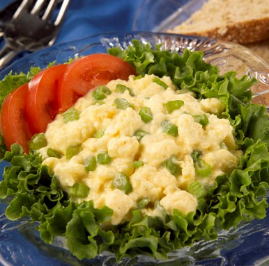 Quick and Easy Egg Salad