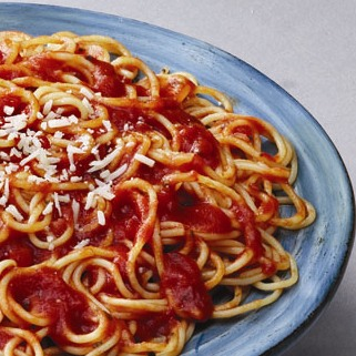 Red-and-Ready Spaghetti Recipe
