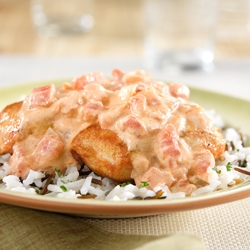 Chicken Paprikash