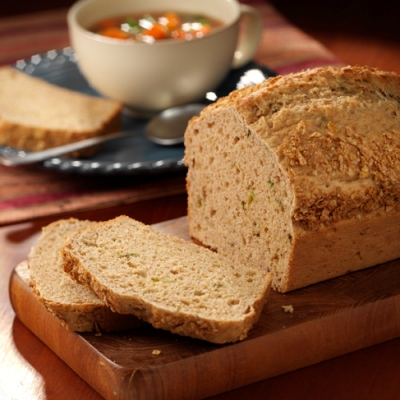 Whole Wheat Onion Bread