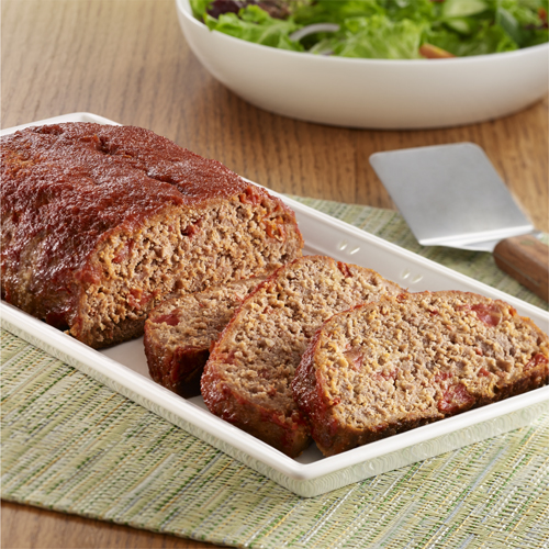 Home-Sweet-Home Meatloaf Recipe