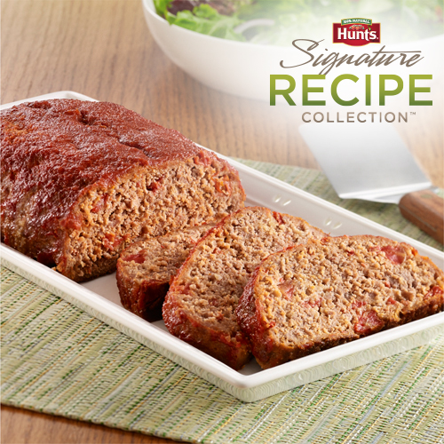 Hunt's® Homestyle Meatloaf