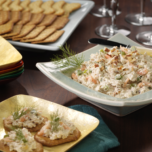 Savory Crab Spread