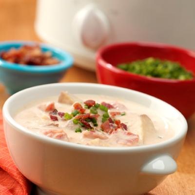 Creamy Tomato Potato Soup