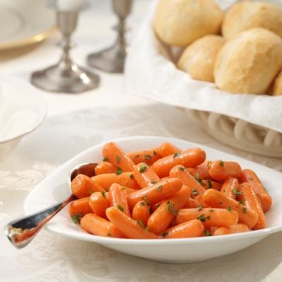 Zesty Glazed Carrots