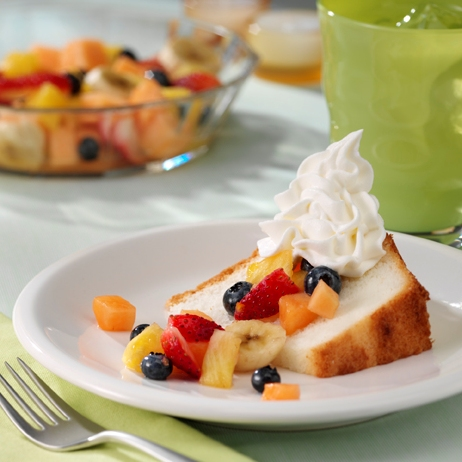 Refreshing Fruit Dessert