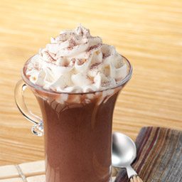 chai spiced hot cocoa a hot chocolate recipe spiced with chai flavored ...
