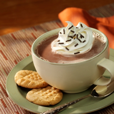 Gourmet Hot Chocolate Recipes - Reddi-wip