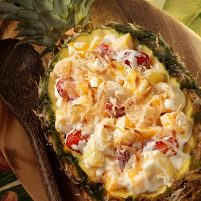 Tropical Ambrosia Salad Recipe