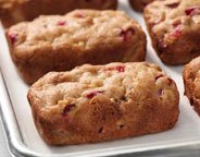 Cranberry Apple Bread Mini-Loaf