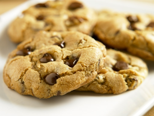 Light Chocolate Chip Cookie Recipe