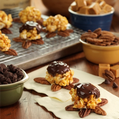 Gigantic Turtle Candies Recipe