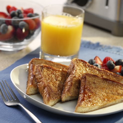 Caramelized Spiced French Toast Recipe