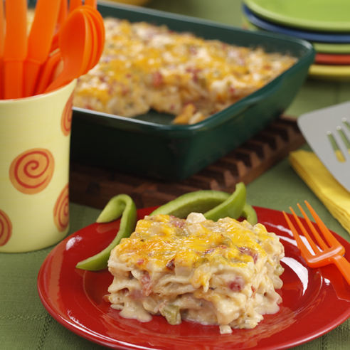 King Ranch Chicken Recipe