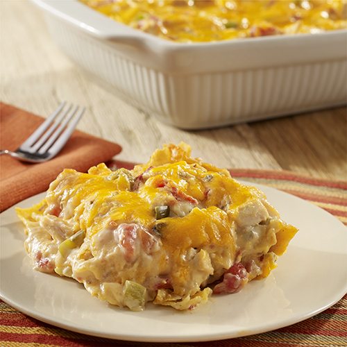 King Ranch Chicken - Recipe | ReadySetEat