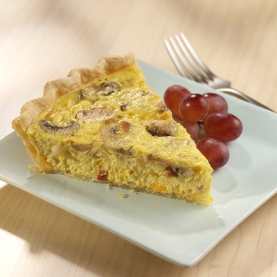 Quick and Easy Quiche Recipes for Vegetarian Quiche and More | Egg ...