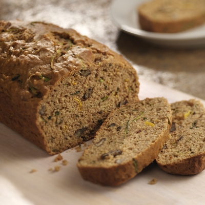 'Not Your Ordinary' Zucchini Bread