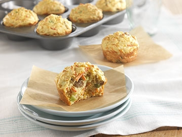 Breakfast-in-a-Muffin Recipe