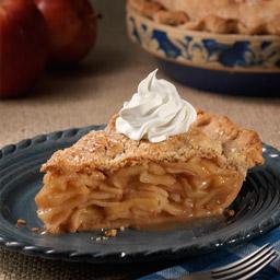 Braeburn Apple Pie with Cinnamon-Infused Crust Recipe