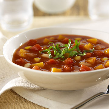 Fragrant Autumn Vegetable Soup Recipe