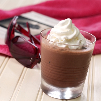 Iced Hot Chocolate