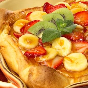 Fruited Puff Pancake