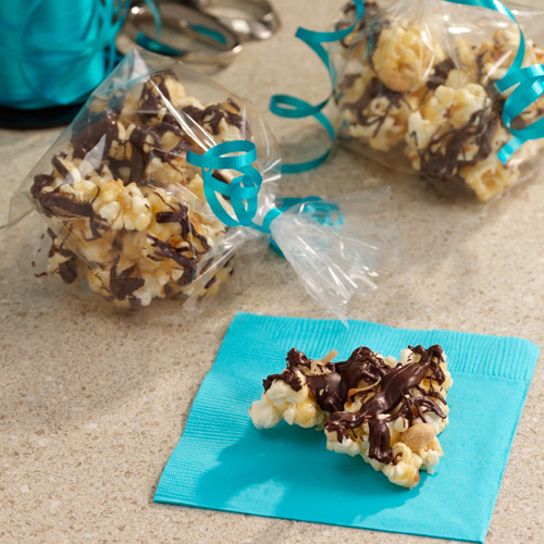 Butter Toffee Crunch Popcorn
