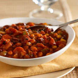 Slow Cooker Veggie Chili