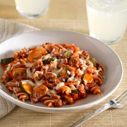 Spicy Italian Pasta Bake