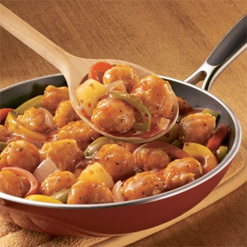 Pineapple Sweet and Sour Chicken