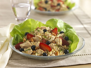 Chicken Barley Salad Recipe