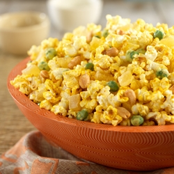 Curried Popcorn Recipe