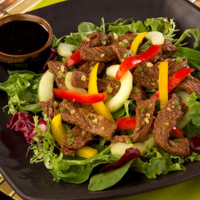 Hot-and-Sour Thai Beef Salad