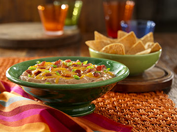 Creamy Bean Dip Recipe