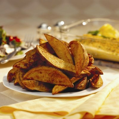 No-Fry Potatoes Recipe