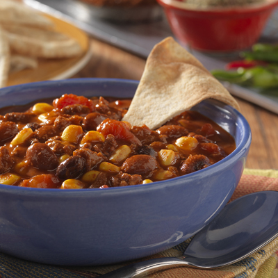 Best-Ever Turkey Chili
