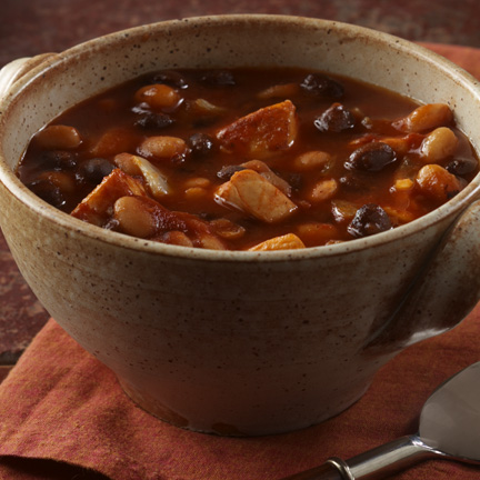 Chicken and Black Bean Chili - Recipe | ReadySetEat