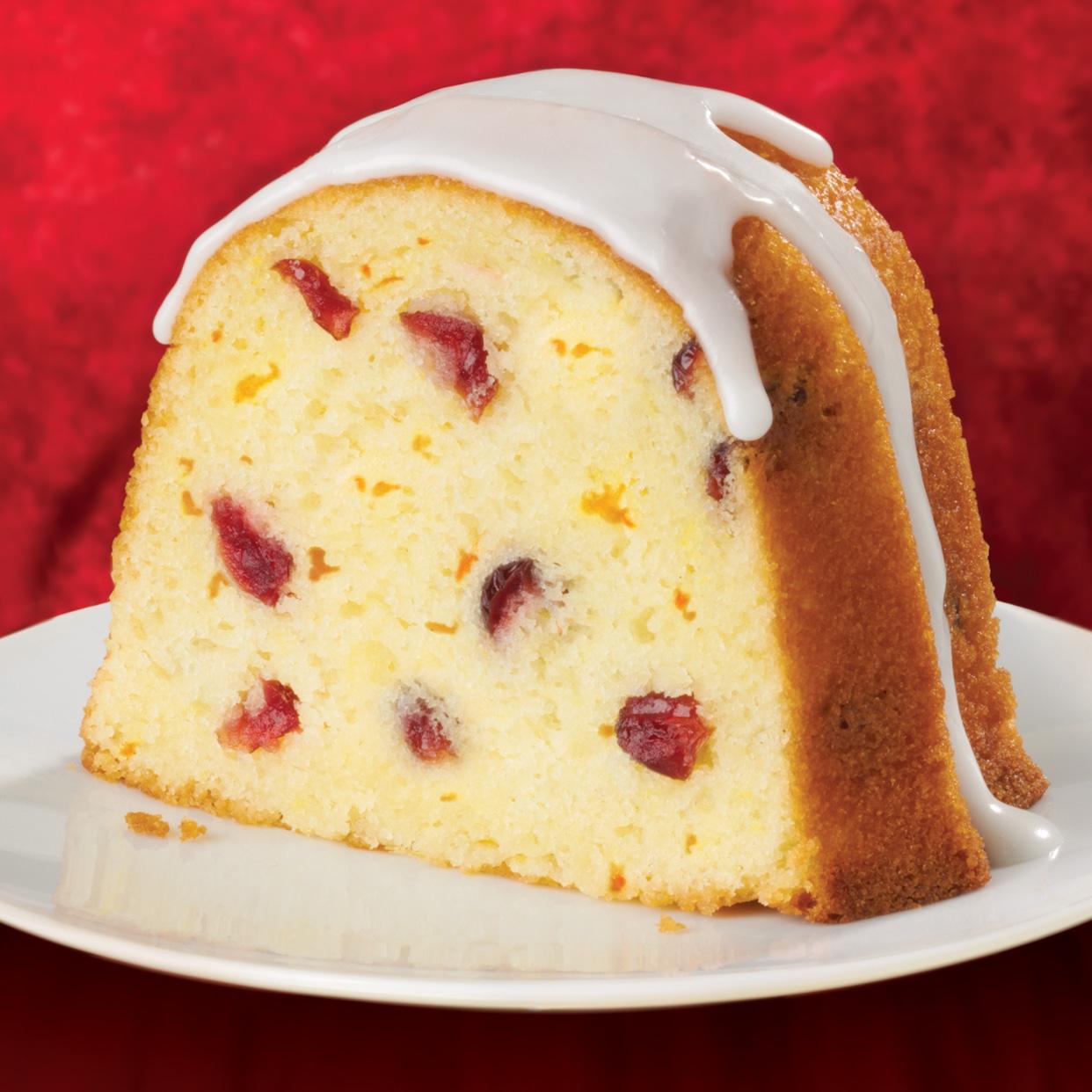 Cranberry-Orange Bundt Cake - Recipe | ReadySetEat