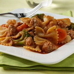 One-Pot Turkey Pasta  Recipe