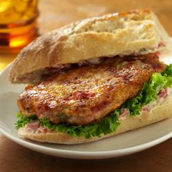 Spicy Chicken Sandwiches