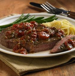 Rib Eye Steak Italiano