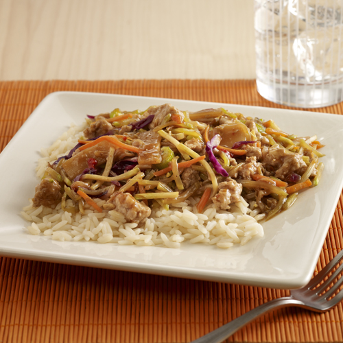 Chop Suey with Pork