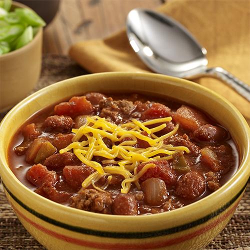 30-Minute Chili - Recipe | ReadySetEat