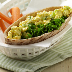 Easy Egg Salad Sandwiches for Two