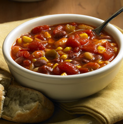 Two-Bean Vegetable Chili